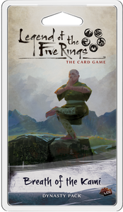 Legend of the Five Rings: The Card Game – Breath of the Kami - The Dice Owl