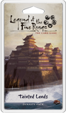 Legend of the Five Rings: The Card Game – Tainted Lands - The Dice Owl