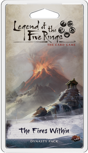 Legend of the Five Rings: The Card Game – The Fires Within (Pre-Order)