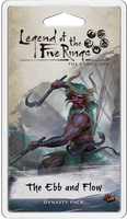 Legend of the Five Rings: The Card Game – The Ebb and Flow (Pre-Order)