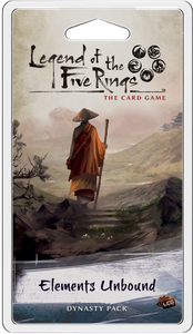 Legend of the Five Rings: The Card Game – Elements Unbound - The Dice Owl