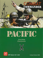 Combat Commander: Pacific (2nd Print) - The Dice Owl