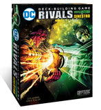 DC Comics Deck-Building Game: Rivals – Green Lantern vs Sinestro - The Dice Owl