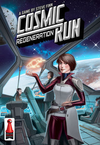 Cosmic Run: Regeneration - the dice owl