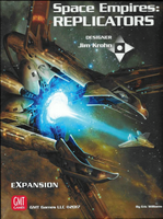Space Empires: Replicators - The Dice Owl