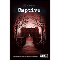 Captive - Board Game - The Dice Owl