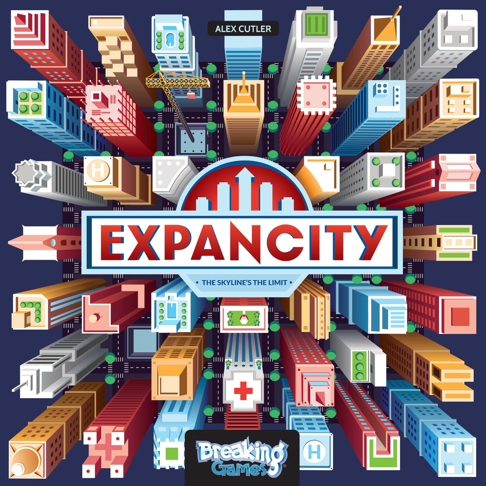 Expancity - The Dice Owl