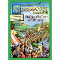 Carcassonne: Expansion 8 – Bridges, Castles and Bazaars - Board Game - The Dice Owl