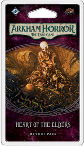 Arkham Horror: The Card Game – Heart of the Elders: Mythos Pack - The Dice Owl