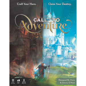 Call to Adventure - Board Game - The Dice Owl