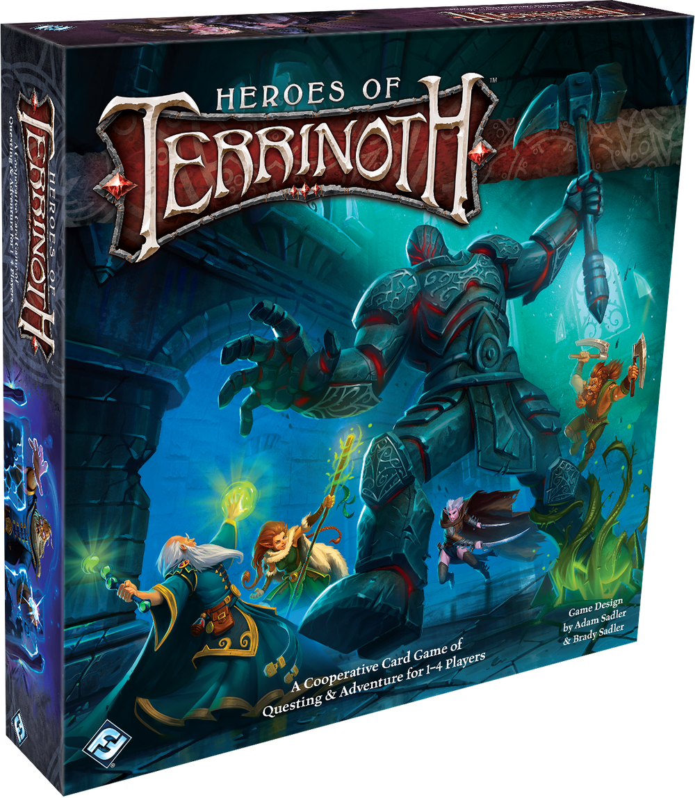 Heroes of Terrinoth - The Dice Owl