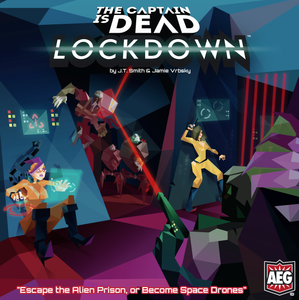 The Captain Is Dead: Lockdown - The Dice Owl