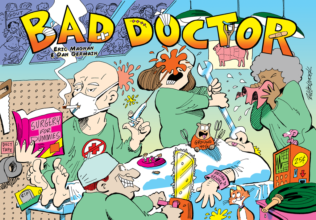Bad Doctor - The Dice Owl