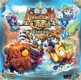 Arcadia Quest: Riders - Board Game - The Dice Owl