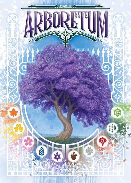 Arboretum - Board Game - The Dice Owl