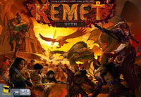 Kemet: Seth - The Dice Owl