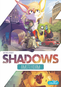 Shadows: Amsterdam - The Dice Owl