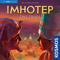 Imhotep: The Duel - The Dice Owl