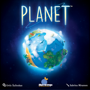 Planet - The Dice Owl