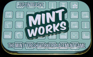 Mint Works - The Dice Owl