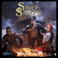 ShipShape - The Dice Owl - Board Game