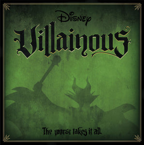 Villainous - The Dice Owl