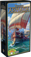 7 Wonders: Armada (FR) - Board Game - The Dice Owl