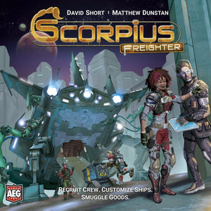 Scorpius Freighter - The Dice Owl