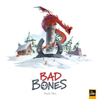 Bad Bones - Board Game - The Dice Owl