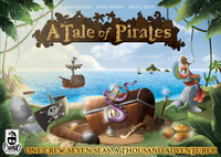 A Tale of Pirates (2nd Edition) - Board Game - The Dice Owl