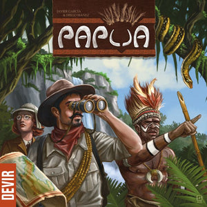 Papúa - The Dice Owl