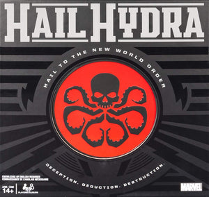 Hail Hydra - The Dice Owl