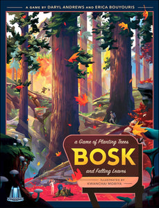 Bosk (Pre-Order) - Board Game - The Dice Owl