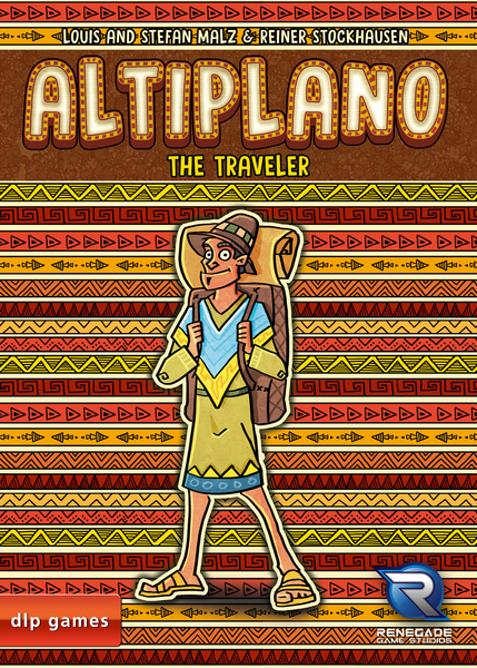 Altiplano: The Traveler - Board Game - The Dice Owl