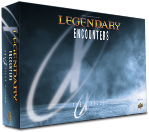 Legendary Encounters: The X-Files Deck Building Game - The Dice Owl