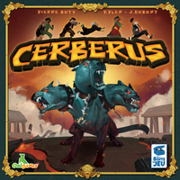 Cerberus (FR) - Board Game - The Dice Owl