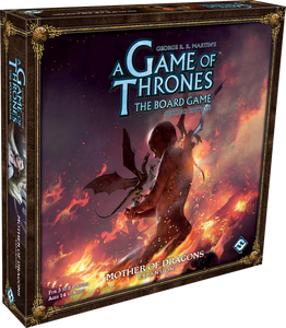 A Game of Thrones: The Board Game - Mother of Dragons (Pre-Order) - Board Game - The Dice Owl