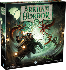Arkham Horror (3rd Edition) (Pre-Order) - Board Game - The Dice Owl
