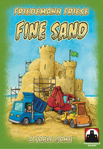 Fine Sand - The Dice Owl