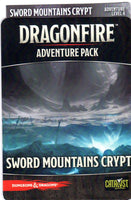 Dragonfire: Adventures – Sword Mountains Crypt - The Dice Owl