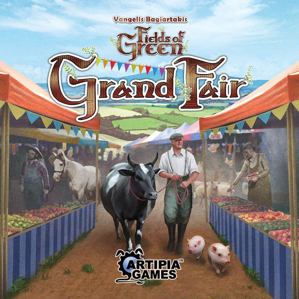 Fields of Green: Grand Fair - The Dice Owl