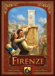 Firenze: Second Edition (Pre-Order)