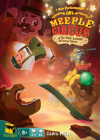 Meeple Circus: The Wild Animal & Aerial Show (FR)