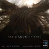 All Manor of Evil - Board Game - The Dice Owl