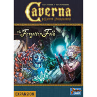 Caverna: The Forgotten Folk (Pre-Order) - Board Game - The Dice Owl