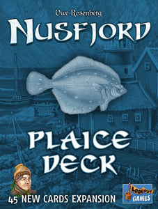 Nusfjord: Plaice Deck - The Dice Owl