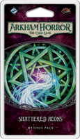 Arkham Horror: The Card Game – Shattered Aeons: Mythos Pack (Pre-Order) - Board Game - The Dice Owl