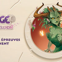 Dice Forge: Rebellion - Board Game - The Dice Owl