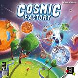 Cosmic Factory - Board Game - The Dice Owl