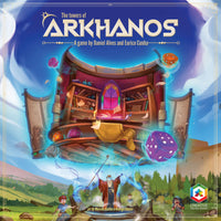 The Towers of Arkhanos - The Dice Owl
